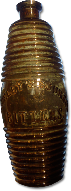 Old Bitters Bottle