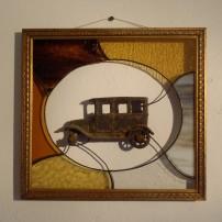 River-Found 1920s Cast-Iron Car